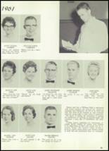 1961 Williams High School Yearbook Page 48 & 49