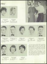 1961 Williams High School Yearbook Page 52 & 53