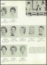 1961 Williams High School Yearbook Page 54 & 55