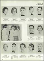 1961 Williams High School Yearbook Page 58 & 59