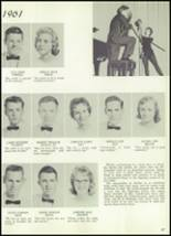 1961 Williams High School Yearbook Page 60 & 61