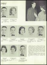 1961 Williams High School Yearbook Page 64 & 65