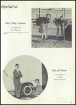 1961 Williams High School Yearbook Page 70 & 71