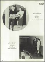1961 Williams High School Yearbook Page 74 & 75
