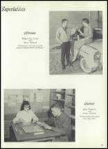 1961 Williams High School Yearbook Page 76 & 77