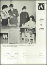 1961 Williams High School Yearbook Page 84 & 85