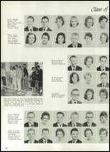 1961 Williams High School Yearbook Page 86 & 87