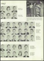 1961 Williams High School Yearbook Page 88 & 89