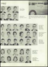 1961 Williams High School Yearbook Page 90 & 91
