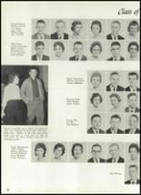 1961 Williams High School Yearbook Page 94 & 95