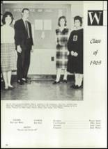 1961 Williams High School Yearbook Page 98 & 99