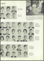 1961 Williams High School Yearbook Page 102 & 103