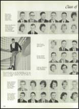 1961 Williams High School Yearbook Page 104 & 105