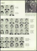 1961 Williams High School Yearbook Page 106 & 107