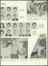 1961 Williams High School Yearbook Page 108 & 109