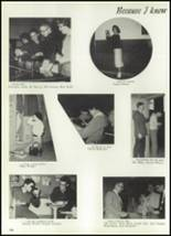 1961 Williams High School Yearbook Page 110 & 111
