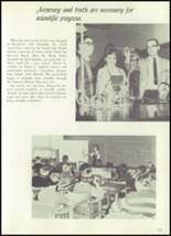 1961 Williams High School Yearbook Page 116 & 117