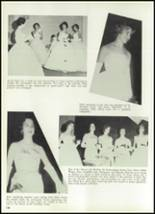 1961 Williams High School Yearbook Page 130 & 131