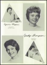 1961 Williams High School Yearbook Page 132 & 133
