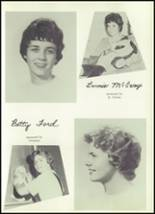 1961 Williams High School Yearbook Page 134 & 135