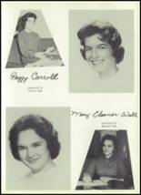 1961 Williams High School Yearbook Page 136 & 137