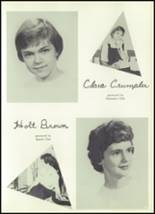 1961 Williams High School Yearbook Page 138 & 139
