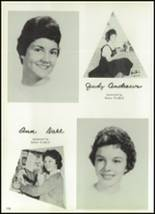 1961 Williams High School Yearbook Page 140 & 141