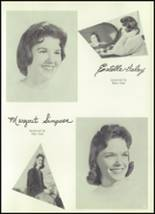 1961 Williams High School Yearbook Page 142 & 143