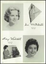 1961 Williams High School Yearbook Page 144 & 145