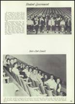 1961 Williams High School Yearbook Page 152 & 153