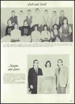 1961 Williams High School Yearbook Page 154 & 155