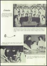 1961 Williams High School Yearbook Page 158 & 159