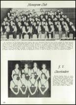 1961 Williams High School Yearbook Page 162 & 163