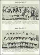 1961 Williams High School Yearbook Page 164 & 165