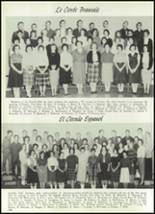 1961 Williams High School Yearbook Page 166 & 167
