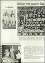 1961 Williams High School Yearbook Page 184 & 185
