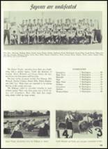 1961 Williams High School Yearbook Page 188 & 189