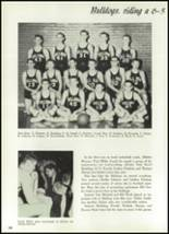 1961 Williams High School Yearbook Page 192 & 193