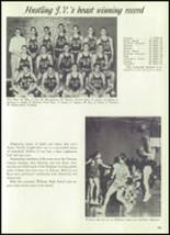 1961 Williams High School Yearbook Page 194 & 195