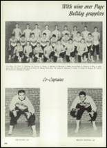 1961 Williams High School Yearbook Page 202 & 203