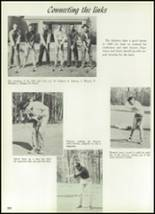 1961 Williams High School Yearbook Page 204 & 205