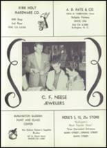1961 Williams High School Yearbook Page 218 & 219