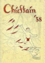 1958 Yearbook Loveland High School