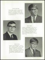 1969 Stratton High School Yearbook Page 20 & 21
