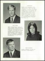 1969 Stratton High School Yearbook Page 22 & 23
