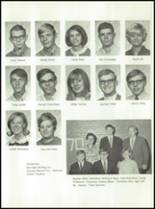 1969 Stratton High School Yearbook Page 32 & 33