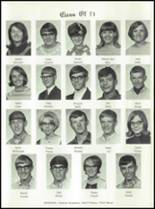 1969 Stratton High School Yearbook Page 34 & 35