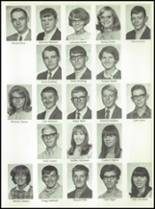 1969 Stratton High School Yearbook Page 36 & 37