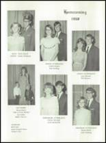 1969 Stratton High School Yearbook Page 50 & 51