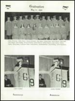 1969 Stratton High School Yearbook Page 54 & 55